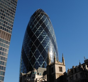 The Gherkin, City of London